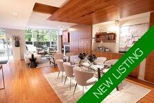 COAL HARBOUR WORLD CLASS WATERFRONT TOWNHOUSSE for sale: CALLISTO 3 bedroom  (Listed 2020-11-12)